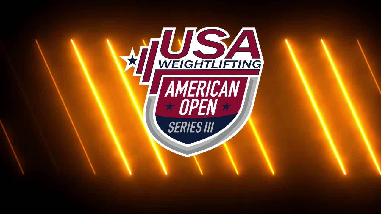 USA Weightlifting - AO3 Mock Meet