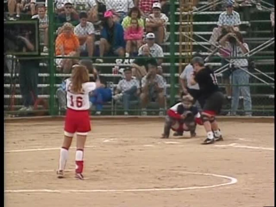 1994 Women's Major Fast Pitch Championship Highlights.VOB