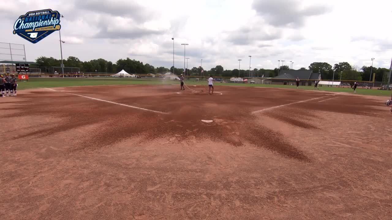 16 GOLD | July 21 | 12 pm Field 8 | Tulsa Elite 2021 vs CA Breeze Birch