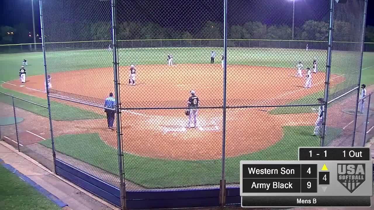 10:30 p.m. I Men's B I August 26 I Field 2