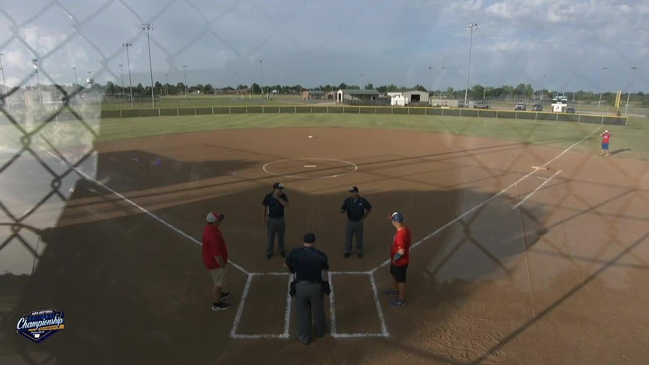 18 GOLD | July 20 | 8 am Mustang 2 | Bombers Aud vs Firecrackers MD