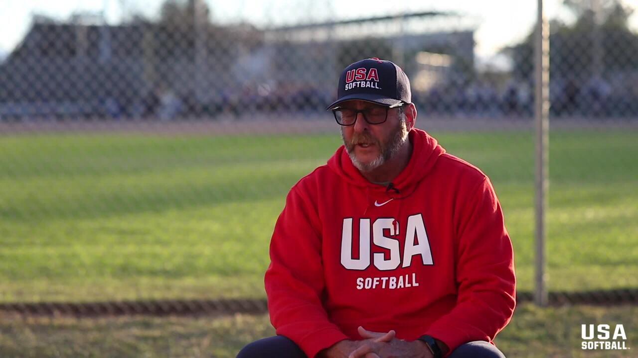 Get to know Women's National Team Head Coach Ken Eriksen