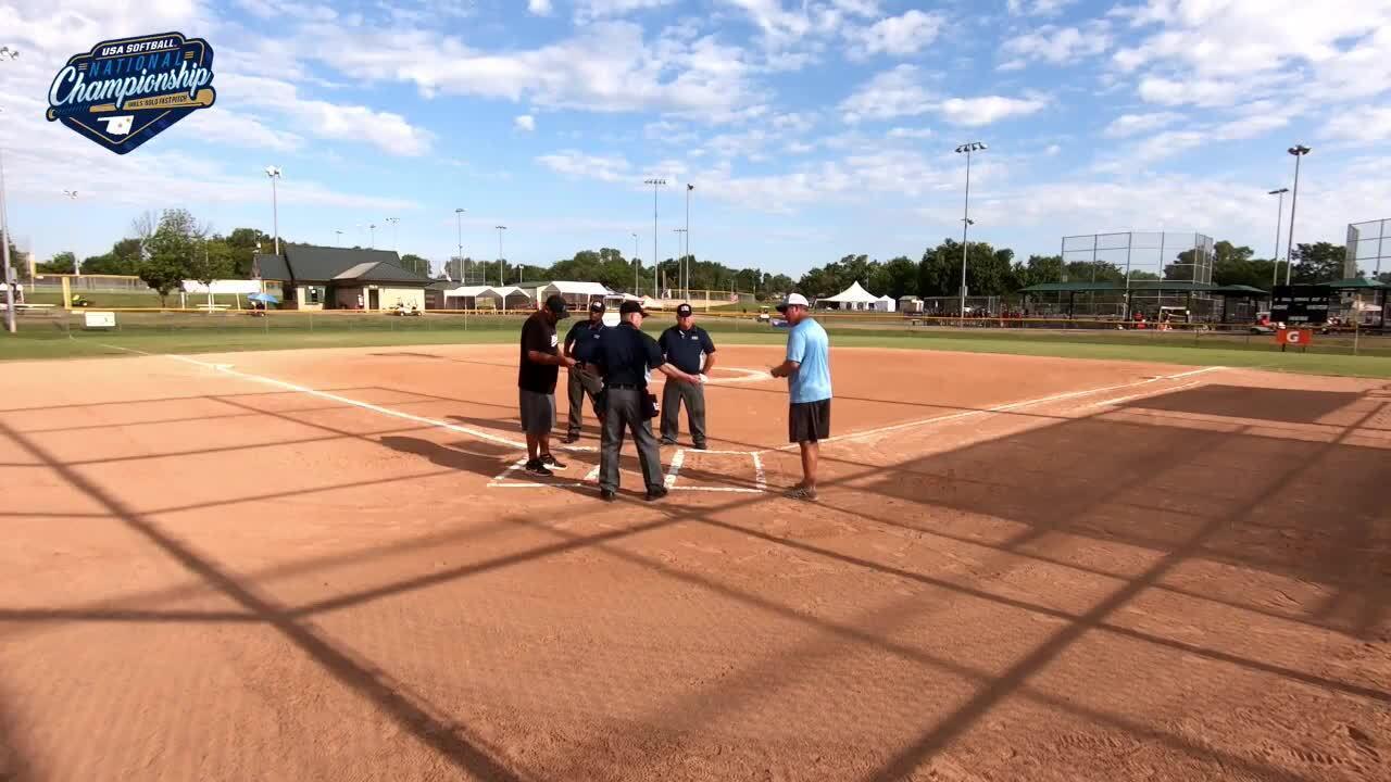 16 GOLD | July 24 | 9 am Field 1 | St. Louis Stix vs OK Athletics Premier Madden