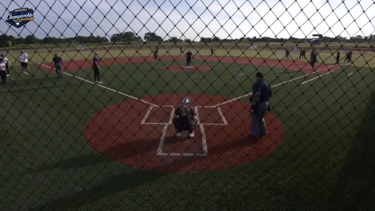 18 GOLD | July 21 | 8 am Bouse 3 | Batbusters Adams vs Aces Fastpitch
