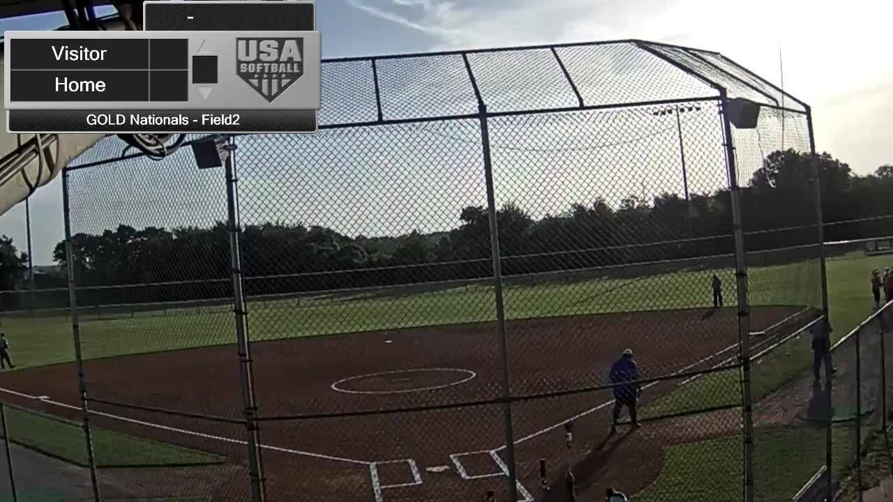 18 GOLD | July 20 | 8 am Field 2 | Prospex vs WA Angels