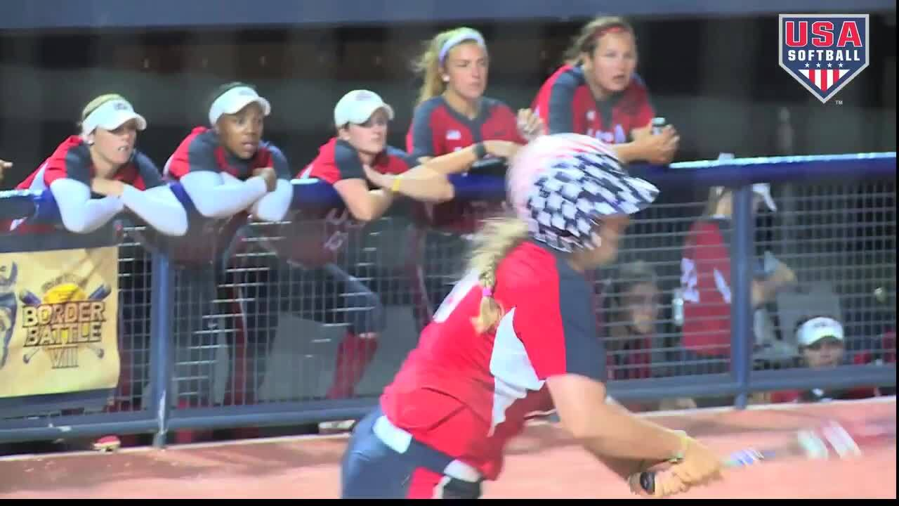 Amanda Chidester - Softball in the Olympics