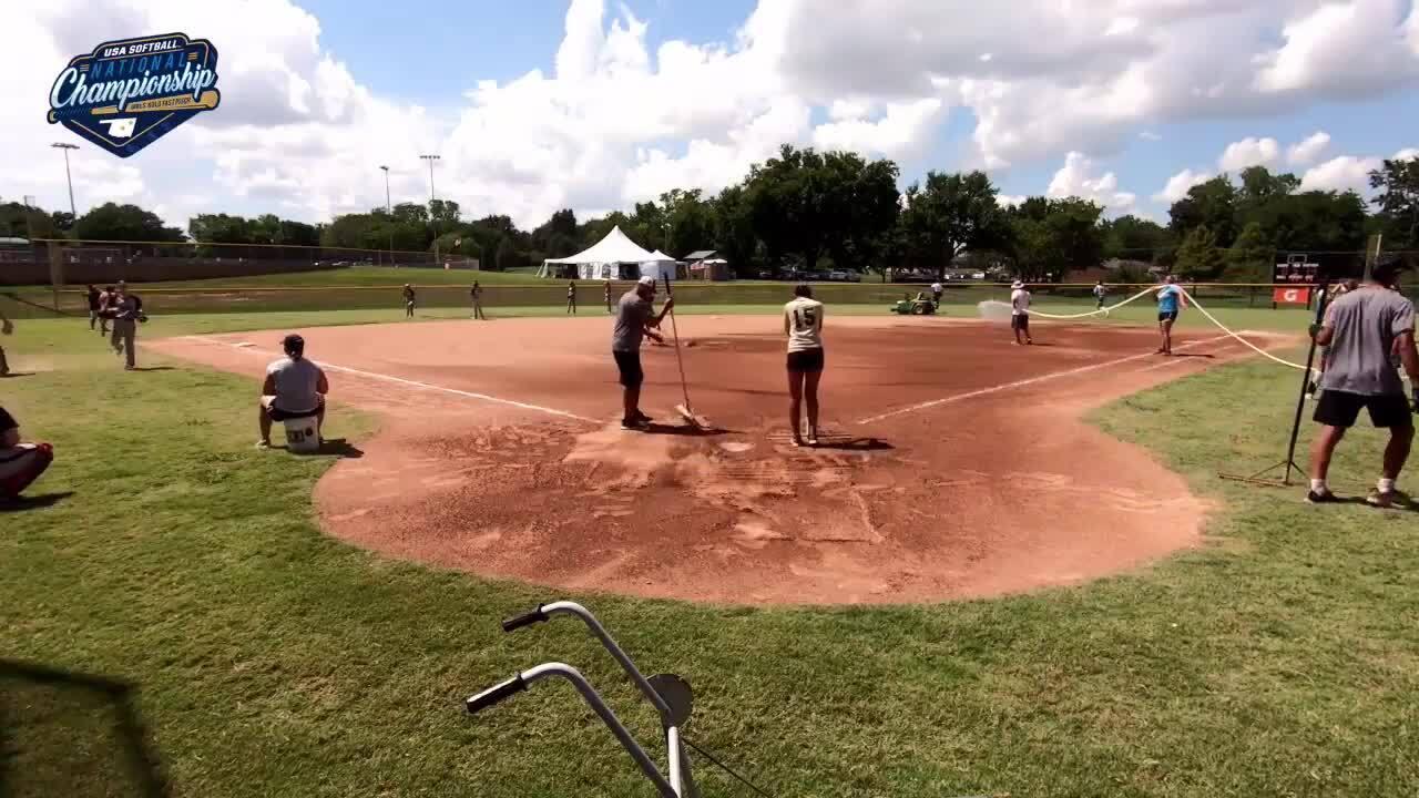 16 GOLD | July 22 | 2 pm Field 11 | OK Ultimate Gold vs OK Diamond Girls
