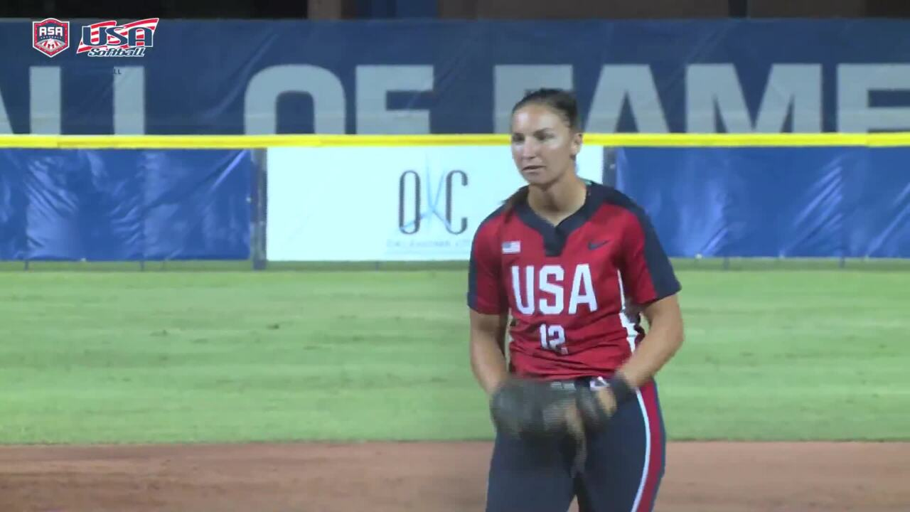Get to know Team USA's Jessica Moore