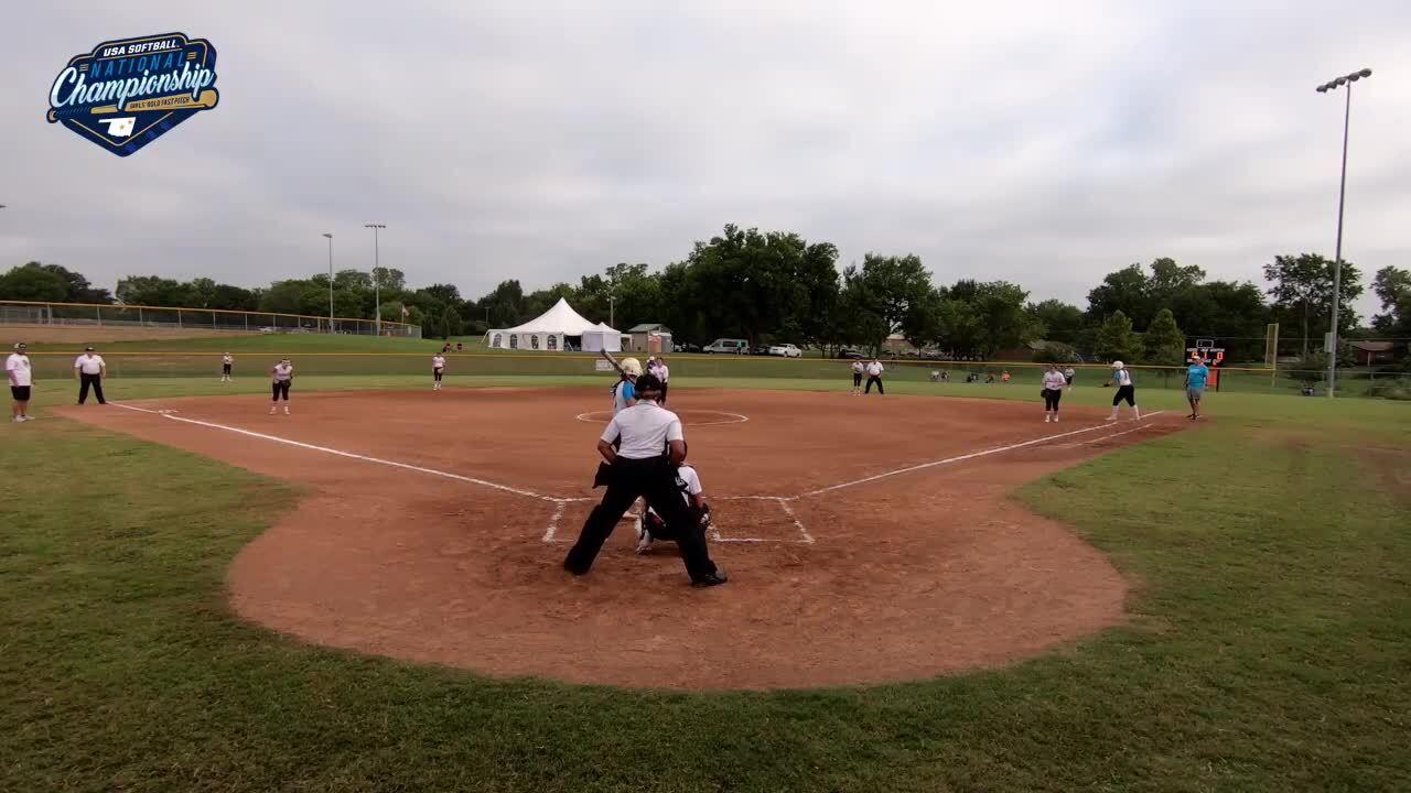 16 GOLD | July 23 | 8 am Field 11 | OK Athletics Premier Madden vs Tulsa Elite 04