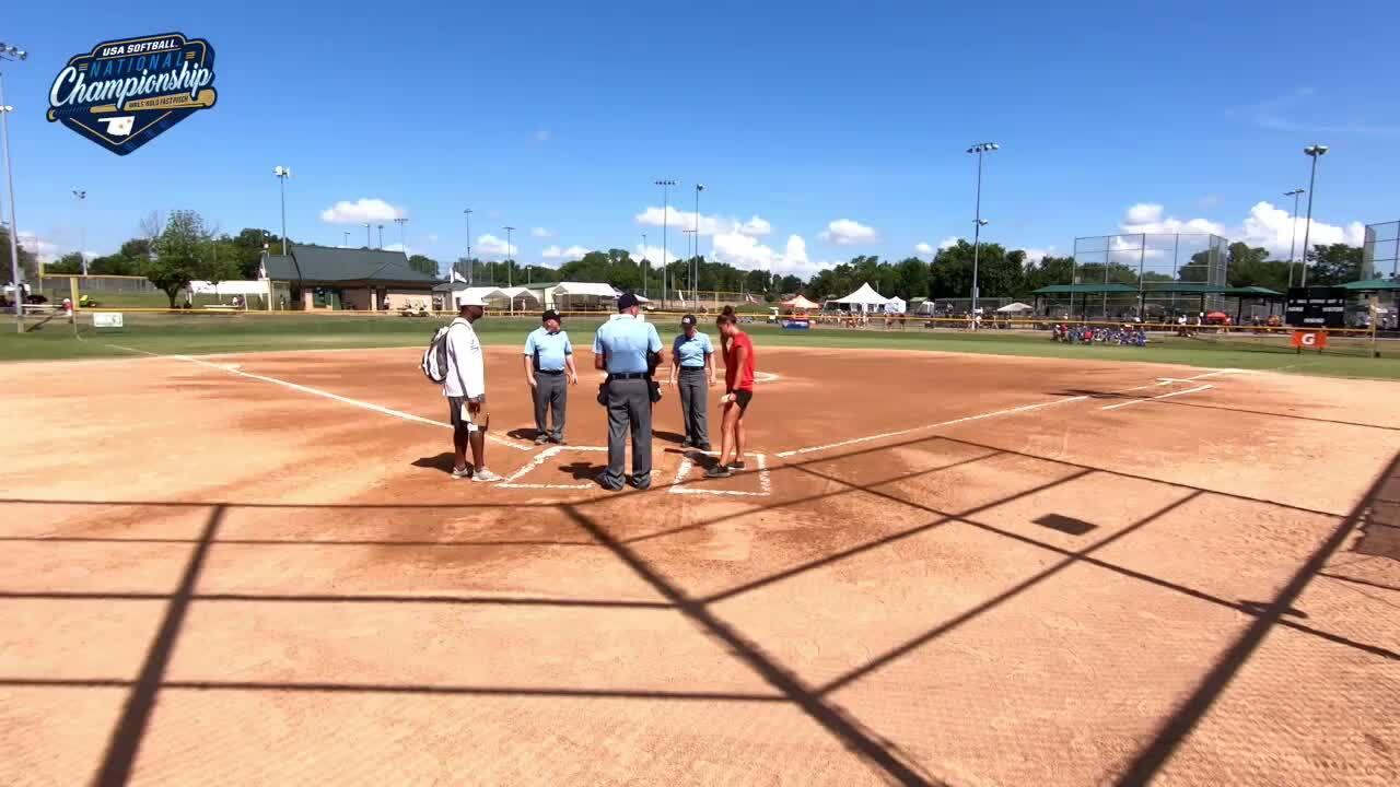 16 GOLD | July 24 | 11 am Field 1 | Gametime Stars Self vs TX Bombers Burgess
