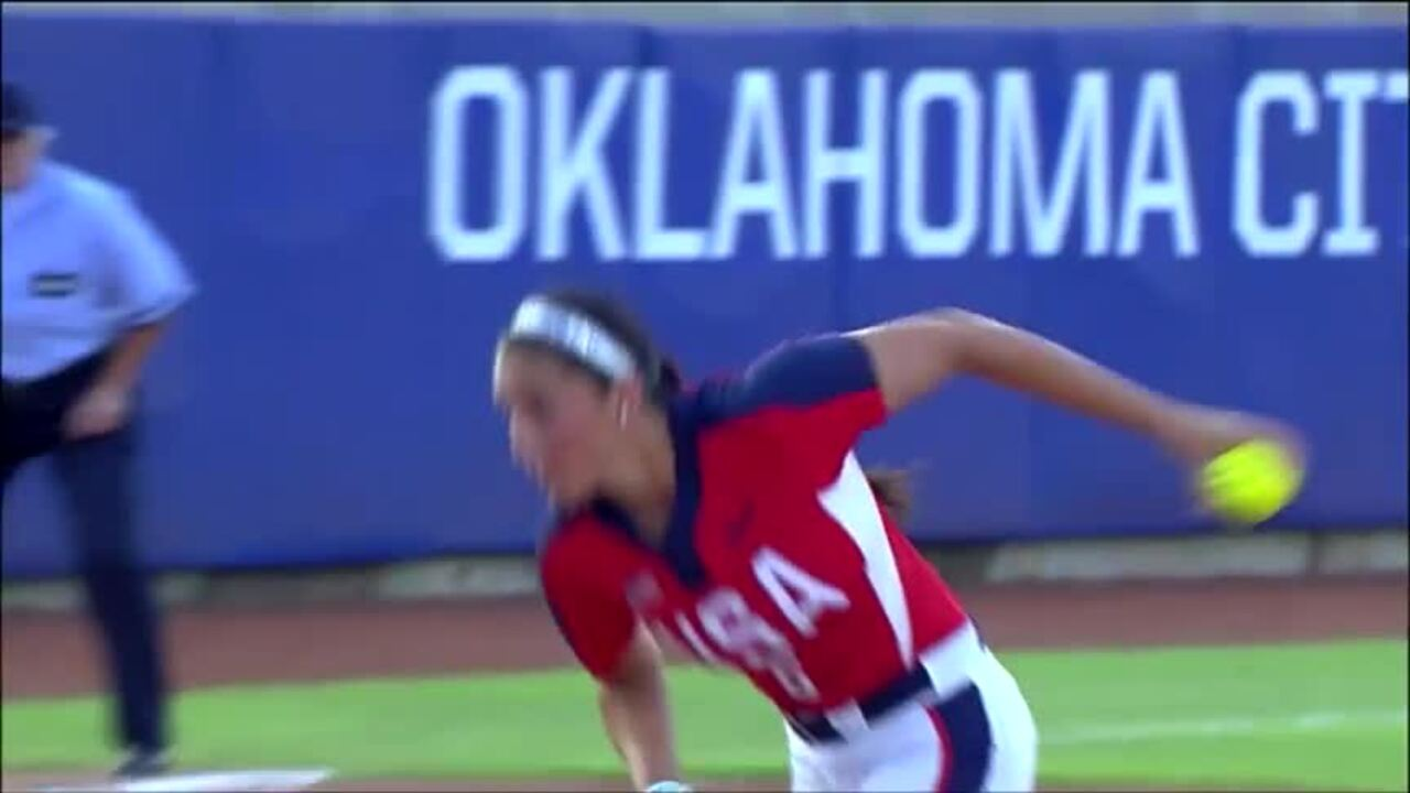 USA Softball International Cup