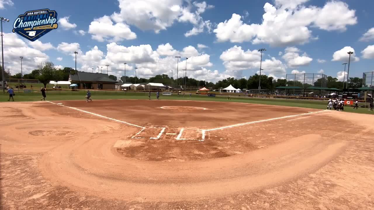 16 GOLD | July 22 | 2 pm Field 1 | St. Louis Stix vs Texas Fusion