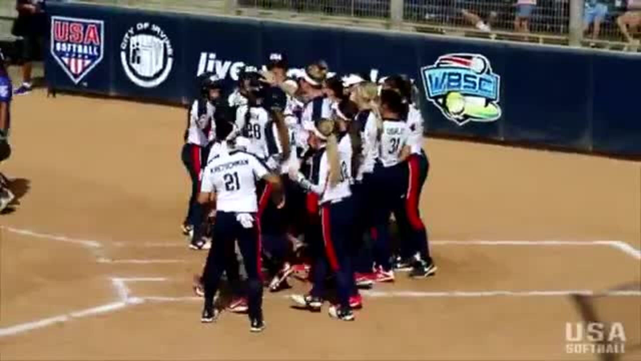 2018 USA Softball International Cup - Day Three recap