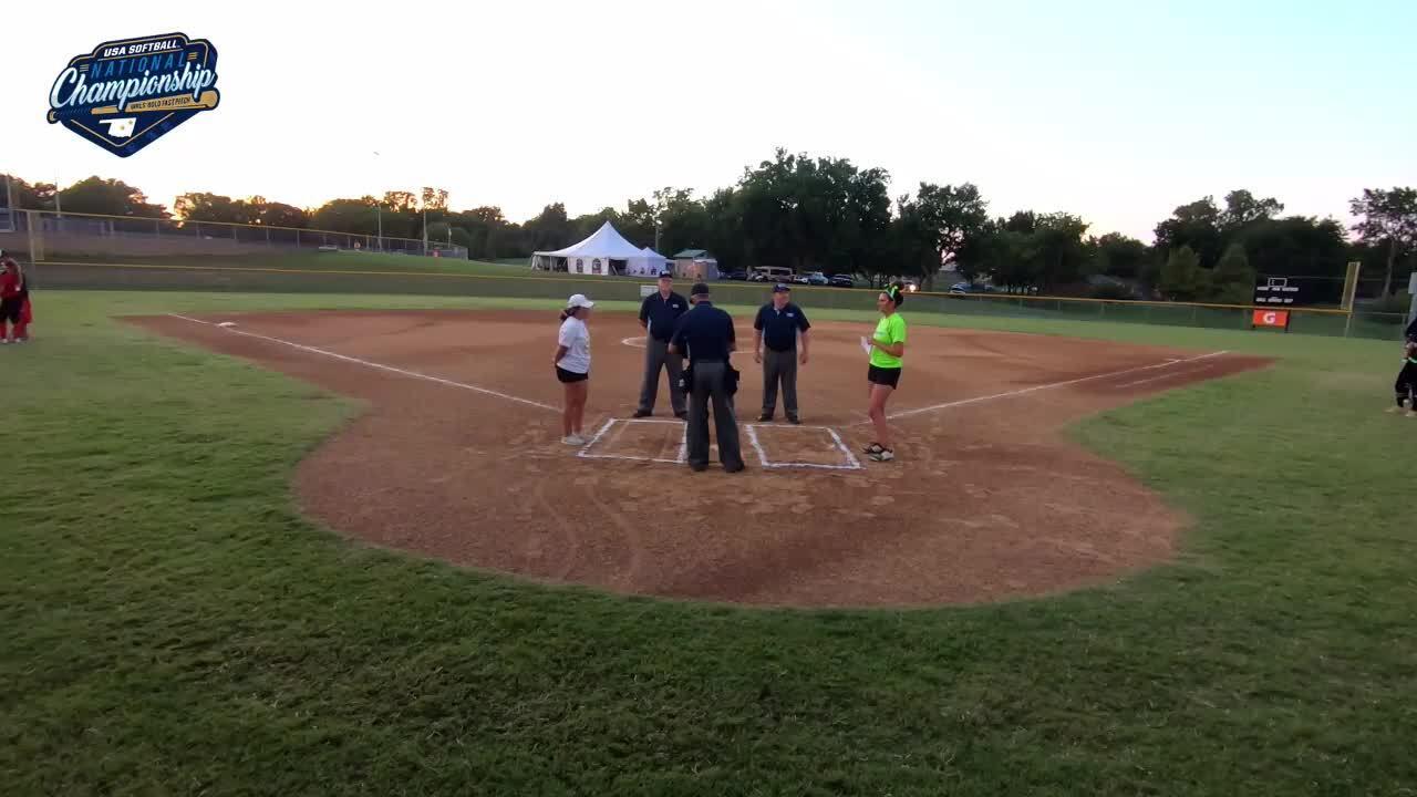 16 GOLD | July 22 | 8:30 pm Field 11 | Jersey Intensity vs Firecrackers DFW