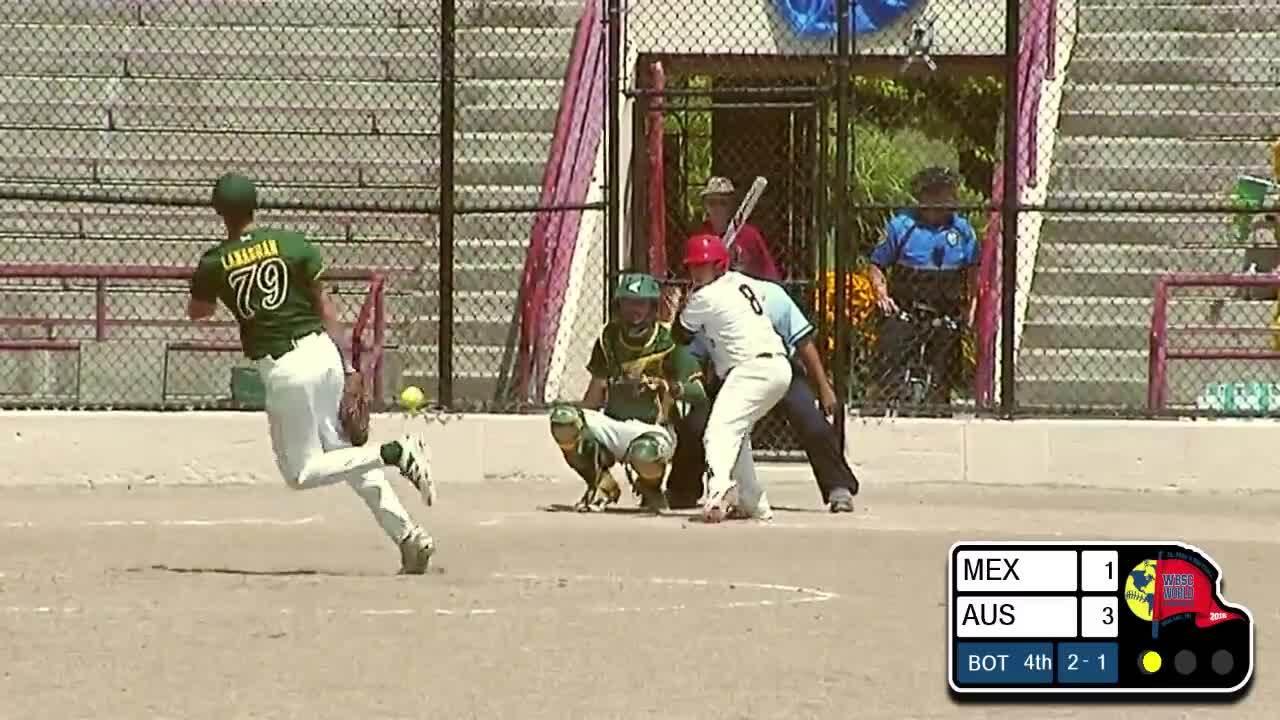 2016 WBSC JMWC: Mexico vs Australia.mp4