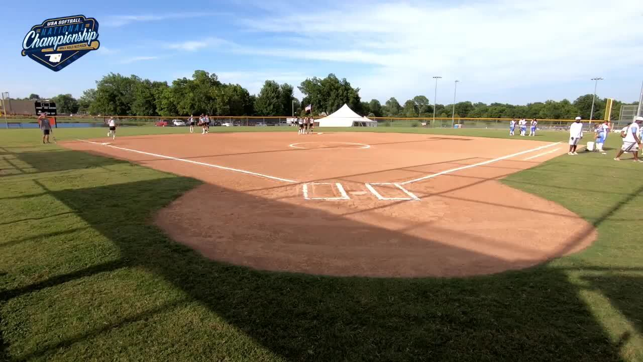 16 GOLD | July 20 | 6:30 pm Field 10 | OK Athletics Madden vs TX Bombers Burgess