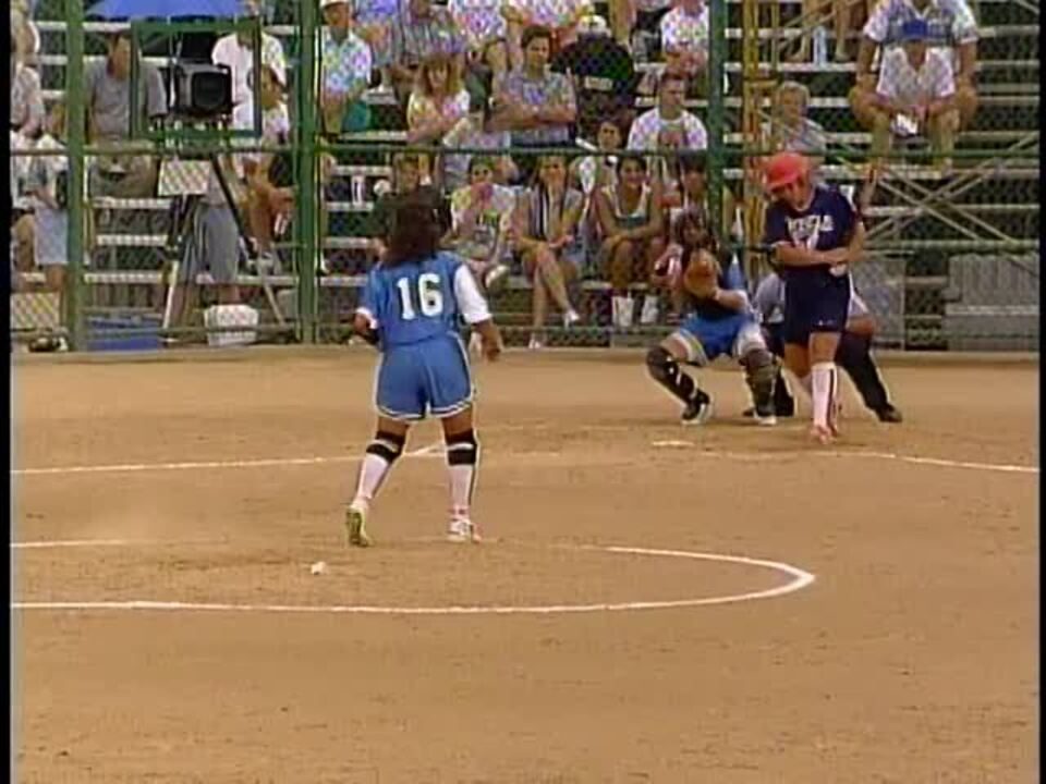 1995 Women's Major FP National Championship.VOB