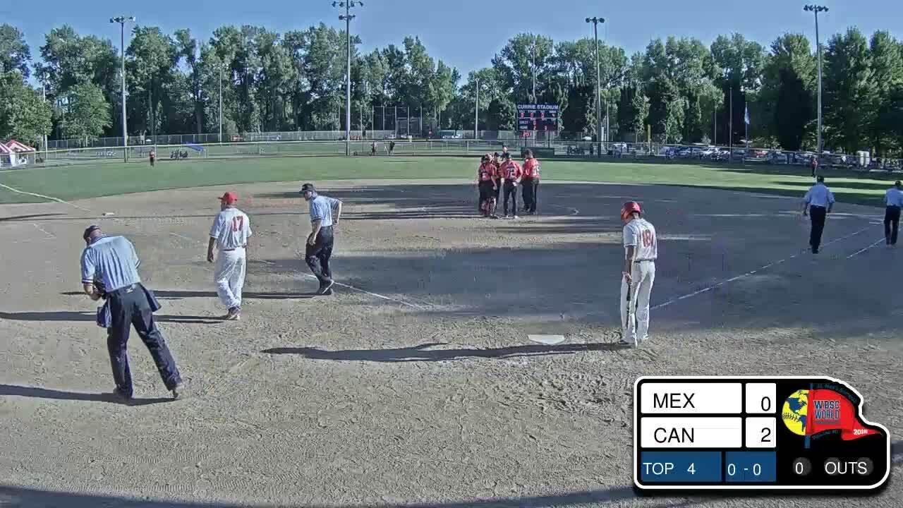 2016 WBSC JMWC: Canada vs. Mexico.mp4