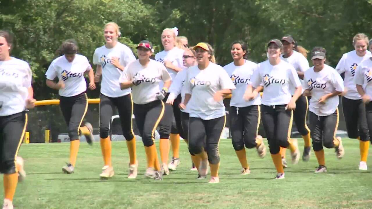 Softball 360 2015 - Episode 9