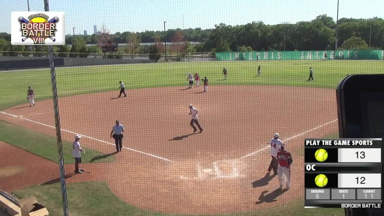 Border Battle VIII - Play the Game Sports vs OC
