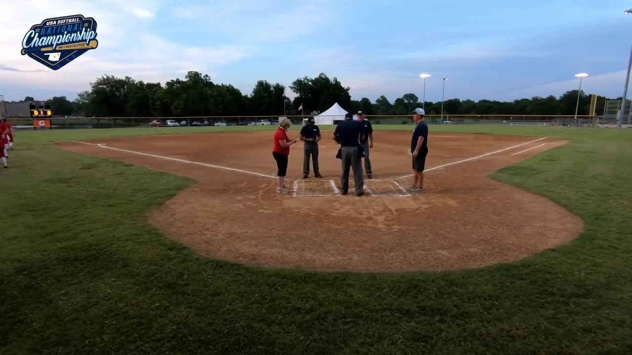 16 GOLD | July 20 | 8:30 pm Field 10 | St. Louis Stix vs Oregon Red Heat
