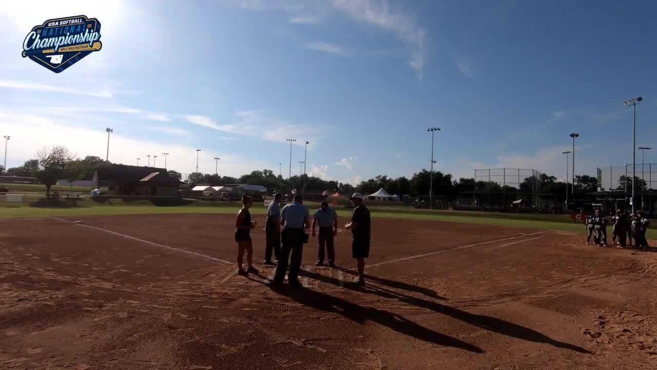 16 GOLD | July 23 | 6:30 pm Field 1 | Gametime Gold Self vs St. Louis Stix
