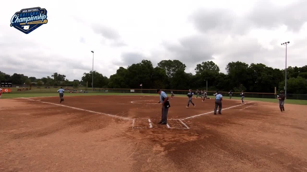 16 GOLD   July 23   12 pm Field 2   Hotshots Zeitz vs St. Louis Stix
