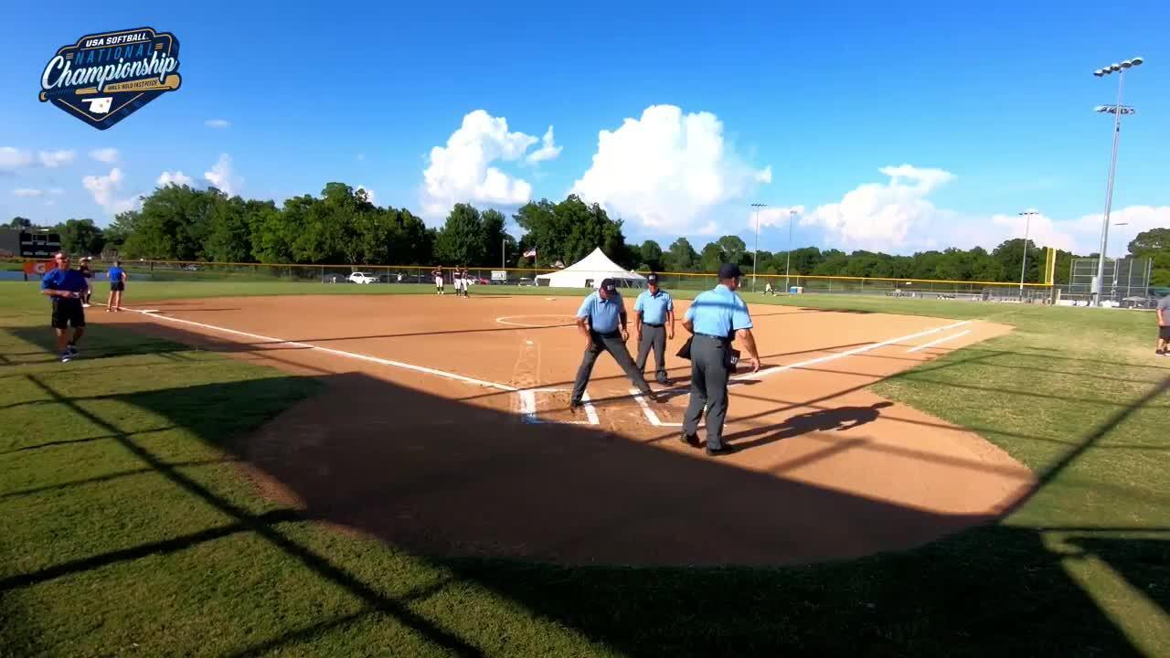 16 GOLD | July 22 | 6:30 pm Field 12 | DFW Athletics vs Finesse Kunkel