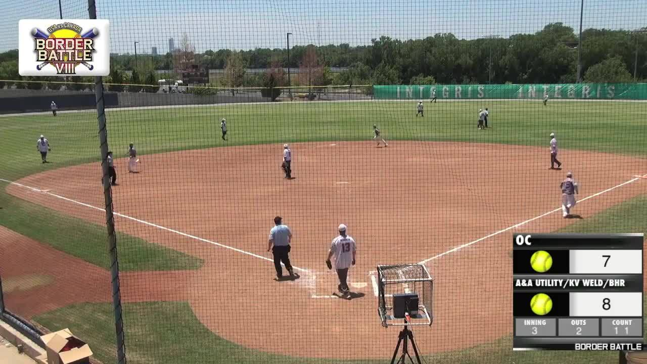 Border Battle VIII - OC vs Play the Game Sports