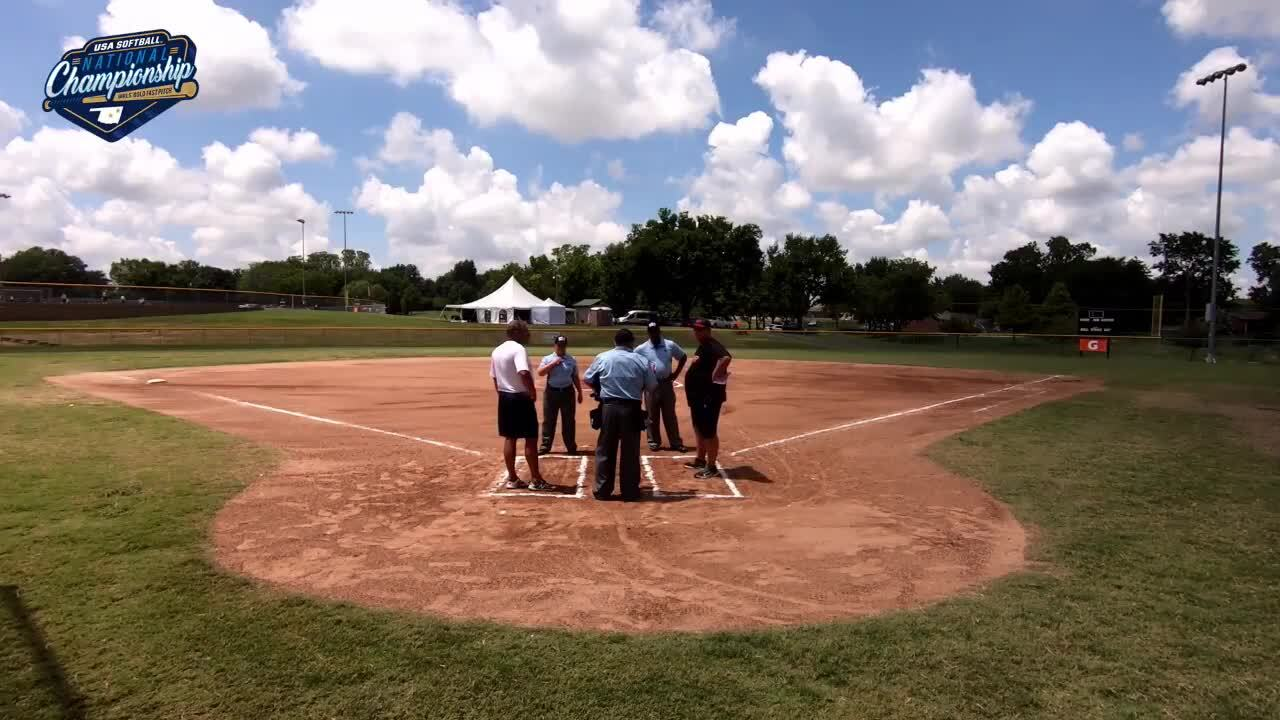 16 GOLD   July 23   2 pm Field 11   St. Louis Heat Leigraf vs OK Diamond Girls