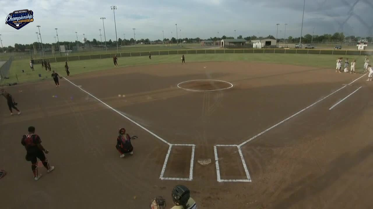 18 GOLD | July 21 | 8 am Mustang Field 4 | Corona Angels vs Gametime Stars
