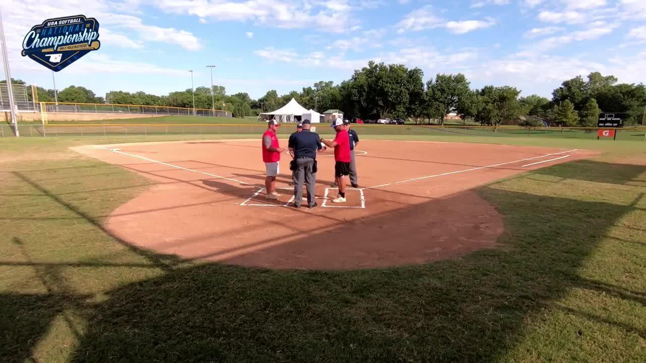 16 GOLD | July 24 | 9 am Field 11 | Hotshots Premier Nelson vs Select Fastpitch
