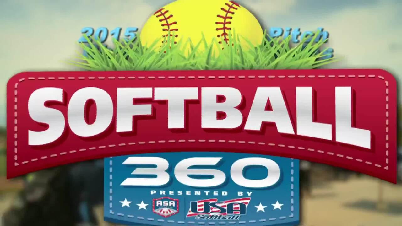 Softball 360 2015 - Episode 13