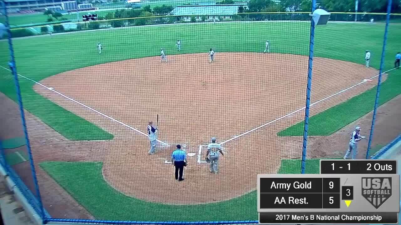 12 p.m. I Men's B I August 26 I Field 3