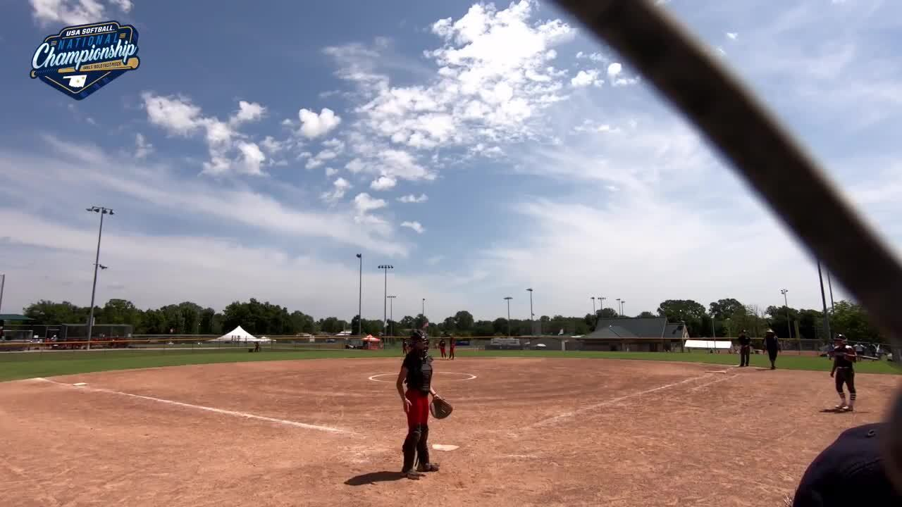 16 GOLD | July 20 | 12 pm Field 8 | CA Breeze Birch vs Firecrackers DFW