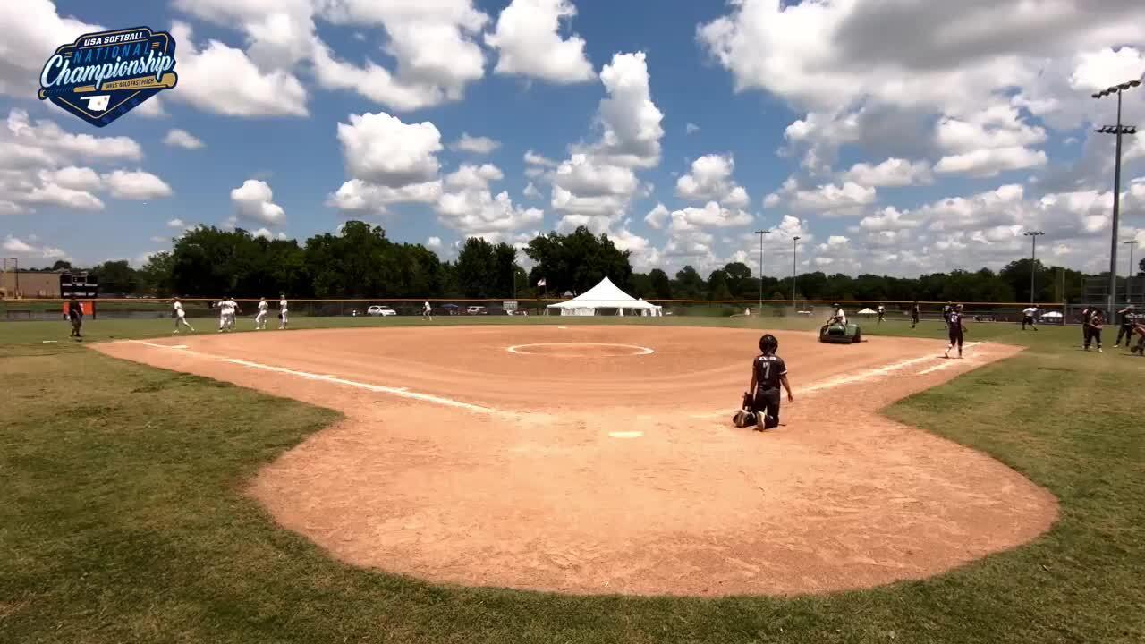 16 GOLD | July 22 | 2 pm Field 10 | Nebraska Gold Singleton vs OK Exclusive Premier