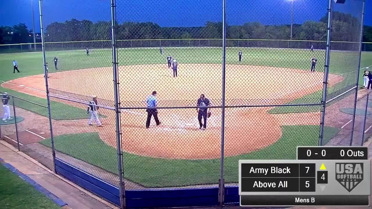 7:30 p.m. I Men's B I August 26 I Field 2