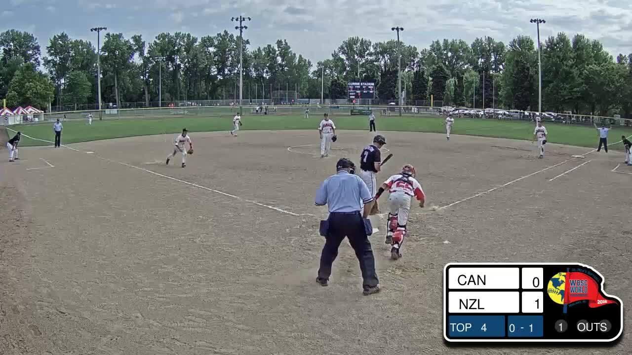 2016 WBSC JMWC: New Zealand vs Canada.mp4