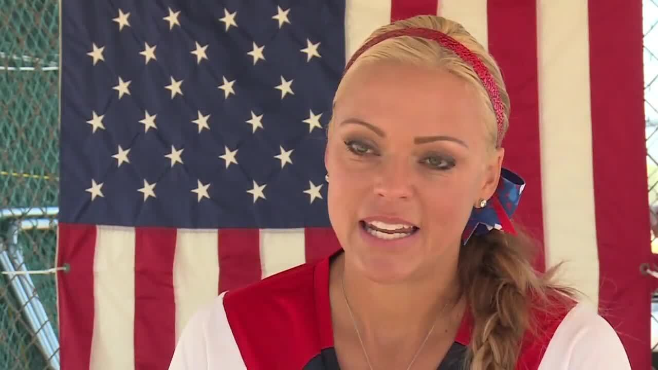 Jennie Finch to host Softball 360
