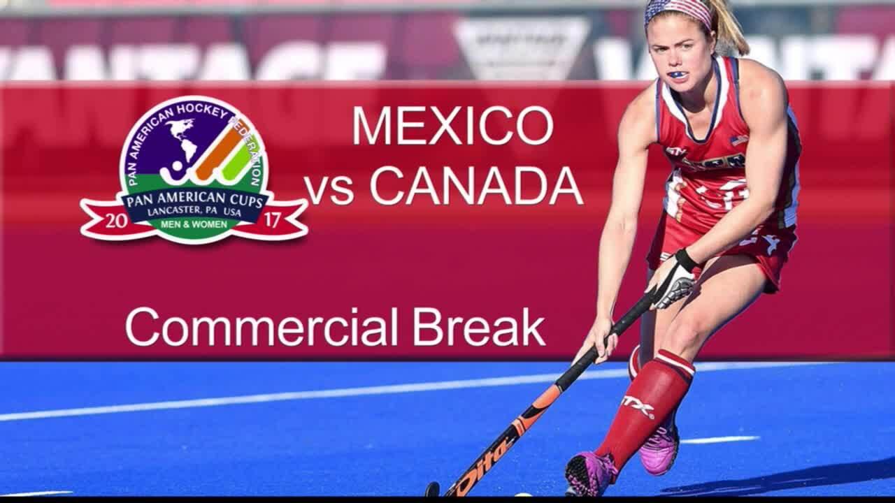 PAC Women - Mexico vs. Canada