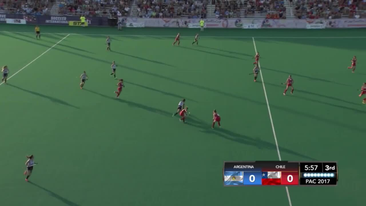 PAC Women - Argentina vs. Chile
