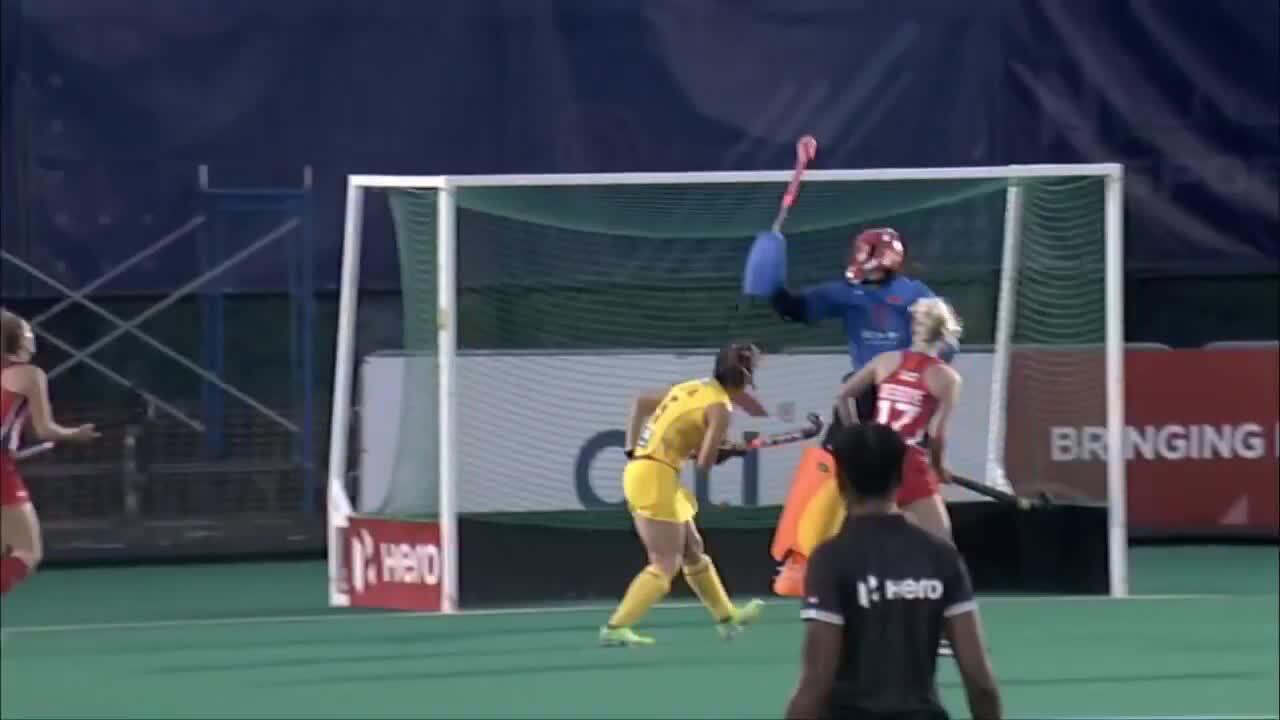 2019 FIH Pro League USA vs. New Zealand Promo