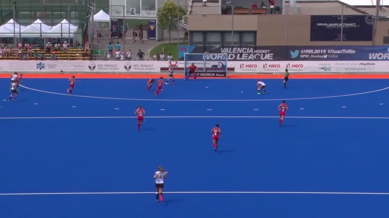 2015 Hockey World League Semifinal Highlights