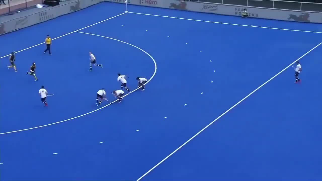 2019 FIH Series Finals: USA vs. South Africa Highlights