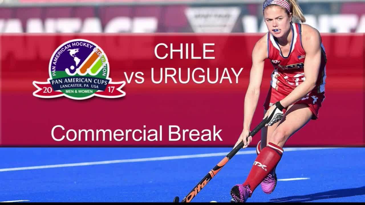 PAC Women - Chile vs. Uruguay