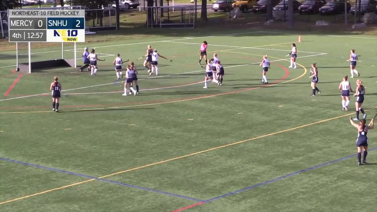 SNHU Goal Lands SportsCenter Top 10 Spot - September 13, 2019