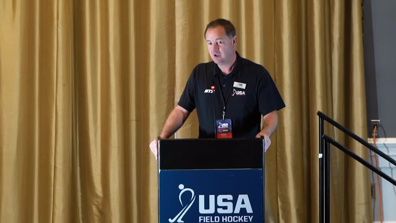 USA Field Hockey American Development Model: Why USA Field Hockey?
