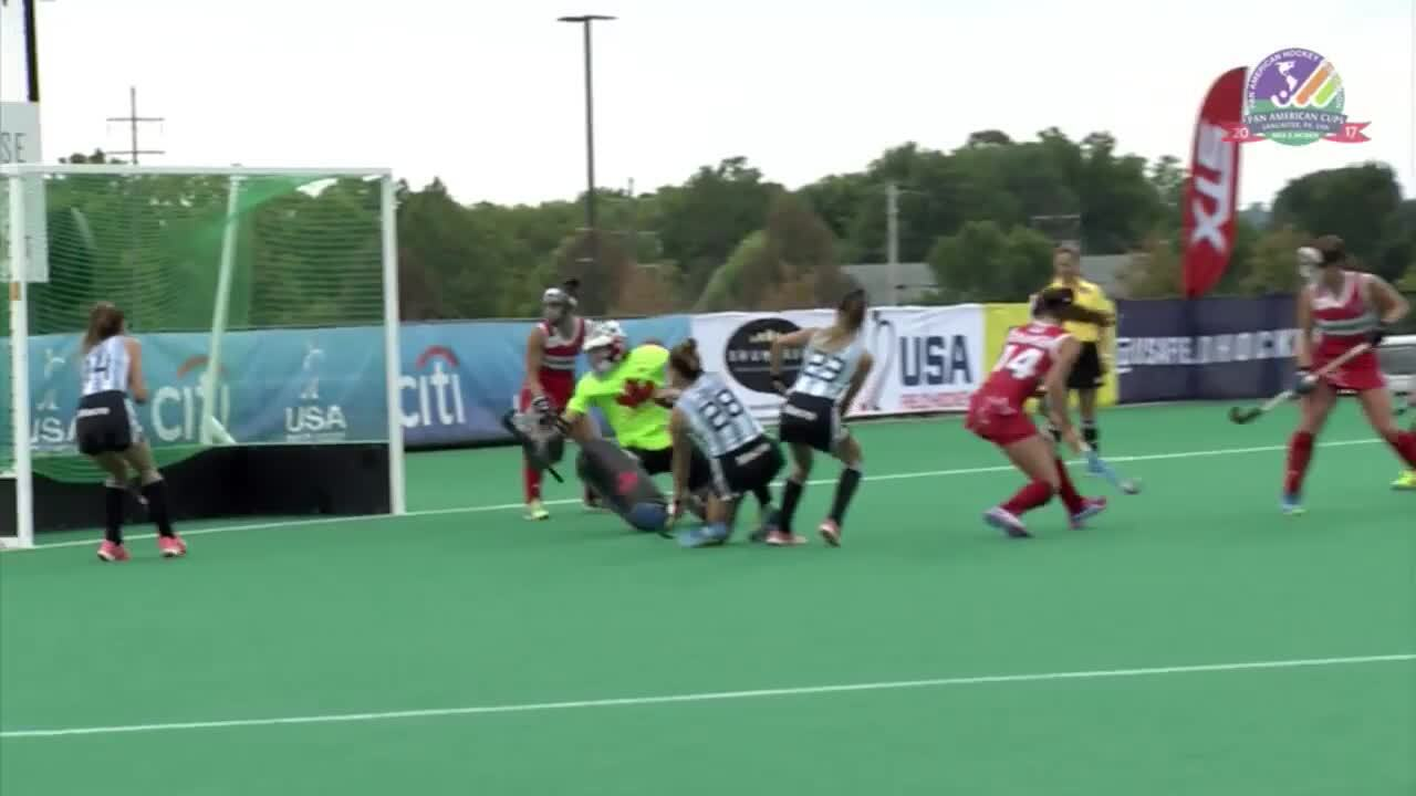 PAC Women - Argentina vs. Canada