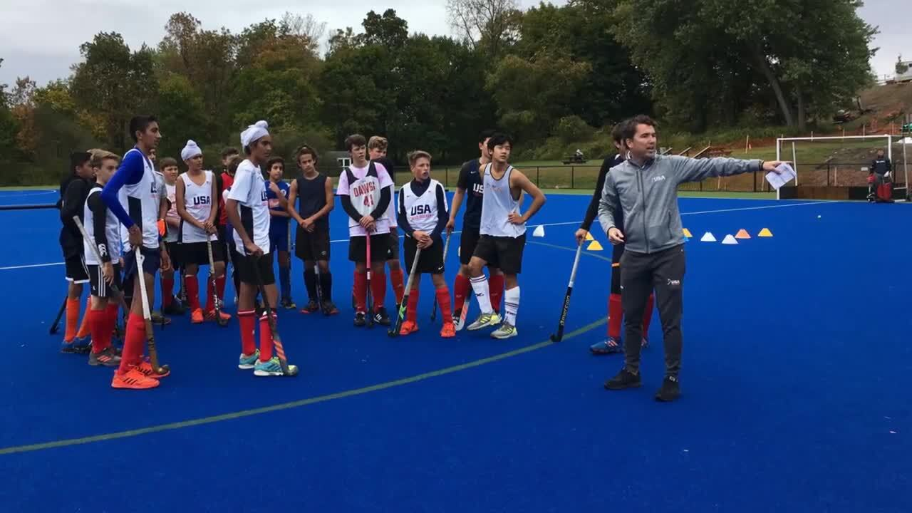 2019 Junior U.S. Men's National Team Talent Identification and Training Camp