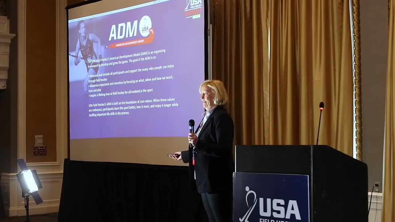 USA Field Hockey American Development Model: Introducing ADM